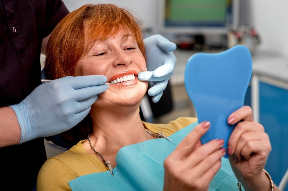 Dentures and Implants: The Best of Both Worlds